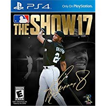 PS4: MLB 17 THE SHOW (NM) (COMPLETE)